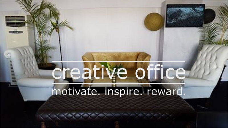 Reinvent creative spaces by refreshing the décor