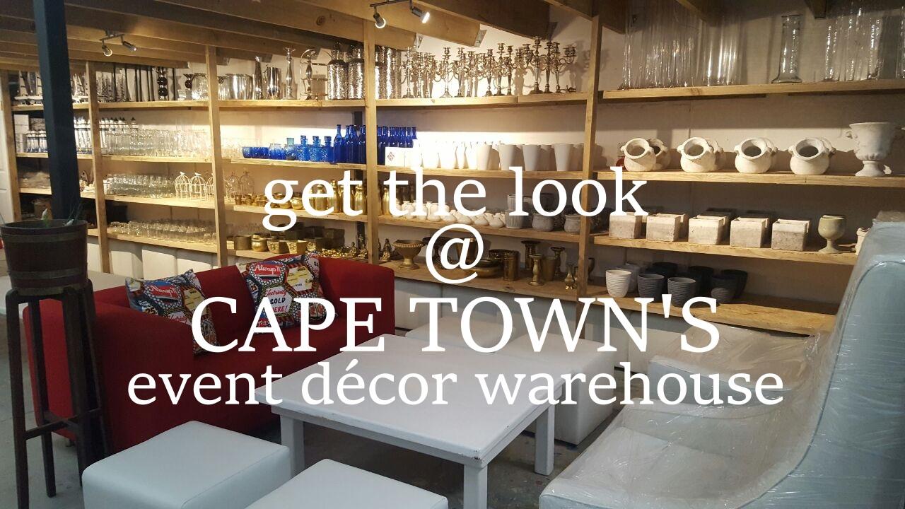 Event Décor Warehouse Cape Town