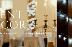 Event Décor – Styling your Event